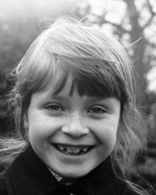 Elisa Biagini a 8 anni