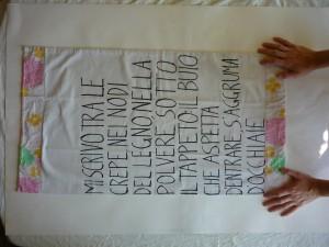 Federe: poesie su tessuto