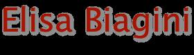 Logo Elisa Biagini